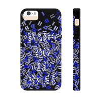 Camo Phone Cases - Blue / Gray