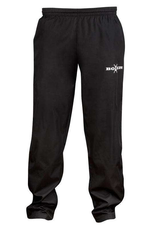 Boxer Men's Mirvik Warm Up Track Pants - Black
