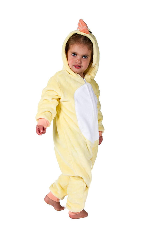 Jammers Baby Infant Toddler Onesie Animal Costume - Chick