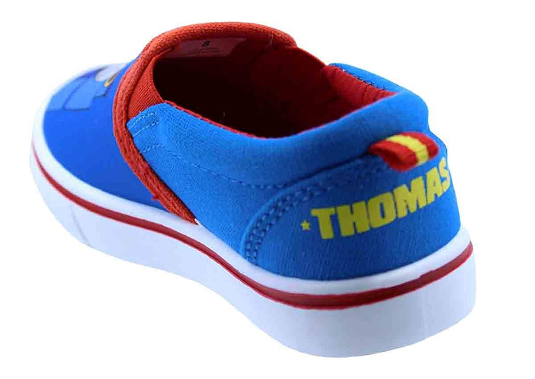 Toddler Boys Thomas The Train Canvas Shoes