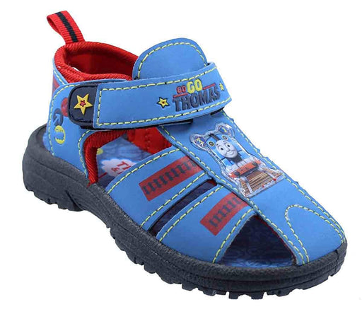 Thomas The Train Toddler Boy Fisherman Sandal - Light Blue