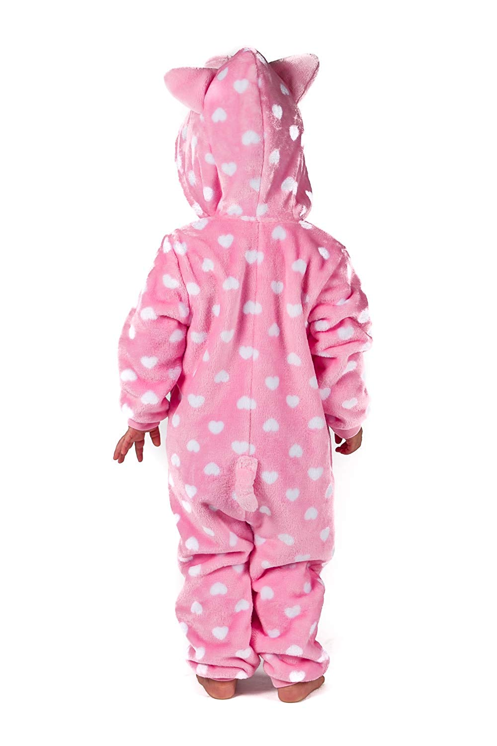 Jammers Baby Infant Toddler Onesie Animal Costume - Pig