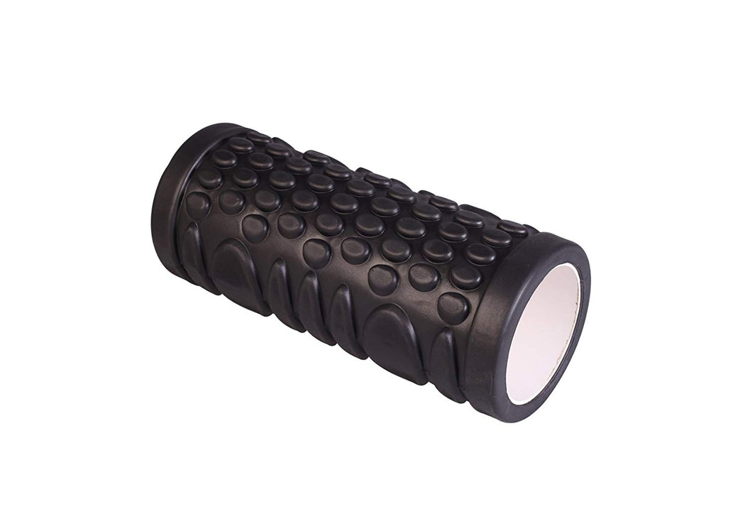 LiveUp Fitness Grid Tech Athletic Massaging Yoga Roller