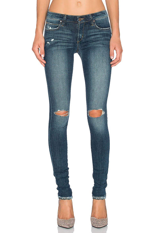 Women's Joe's Jeans Medium Blue Kalia Icon Skinny Distressed Jeans