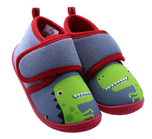 Dinosaur Toddler Boys' Daycare Slippers