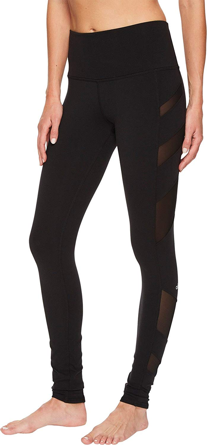 Alo Yoga Women's Block High-Waist Legging,