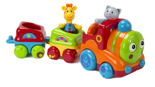 Early Learning Centre Toybox Musical Animal Train Baby Toy