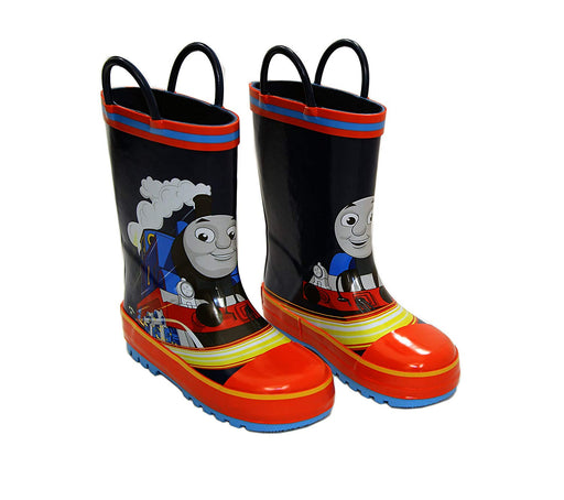 Thomas the Tank Engine Toddler Boys Rubber Rain Boots