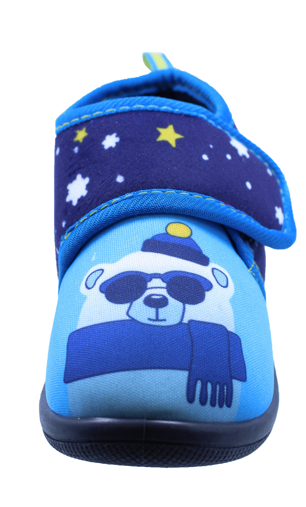 Toddler Polar Bear Daycare Slippers