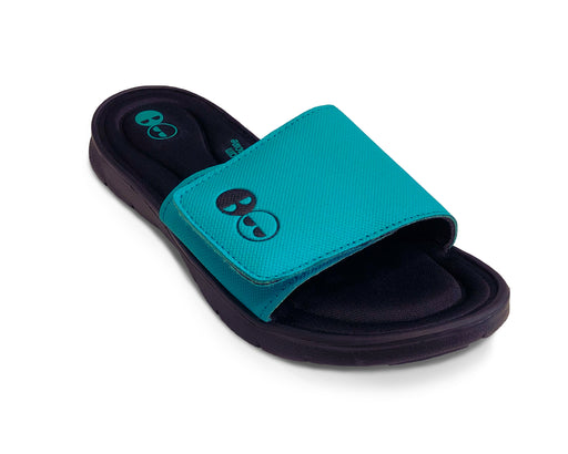 Women's Aqua Memory Foam Slide Sandals