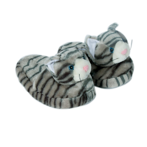 Women's Animal Slippers - Cat