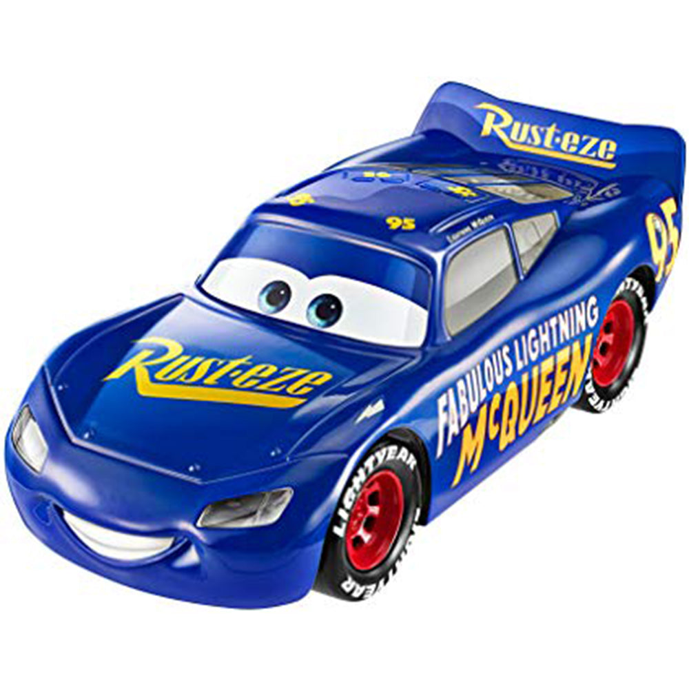 Disney Pixar Cars 3 Fabulous Lightning McQueen Vehicle