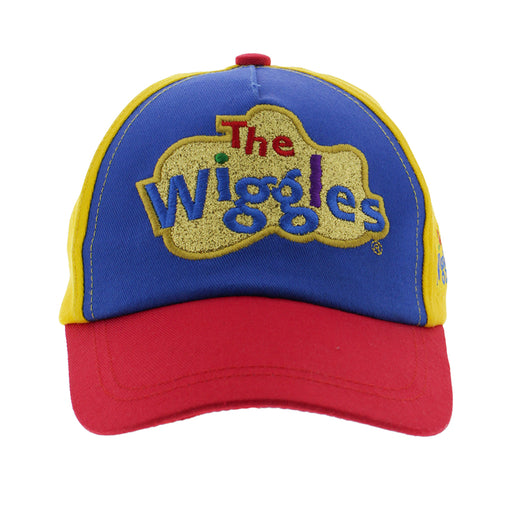 The Wiggles Baseball Cap for Toddlers, Age 2-3, Yellow
