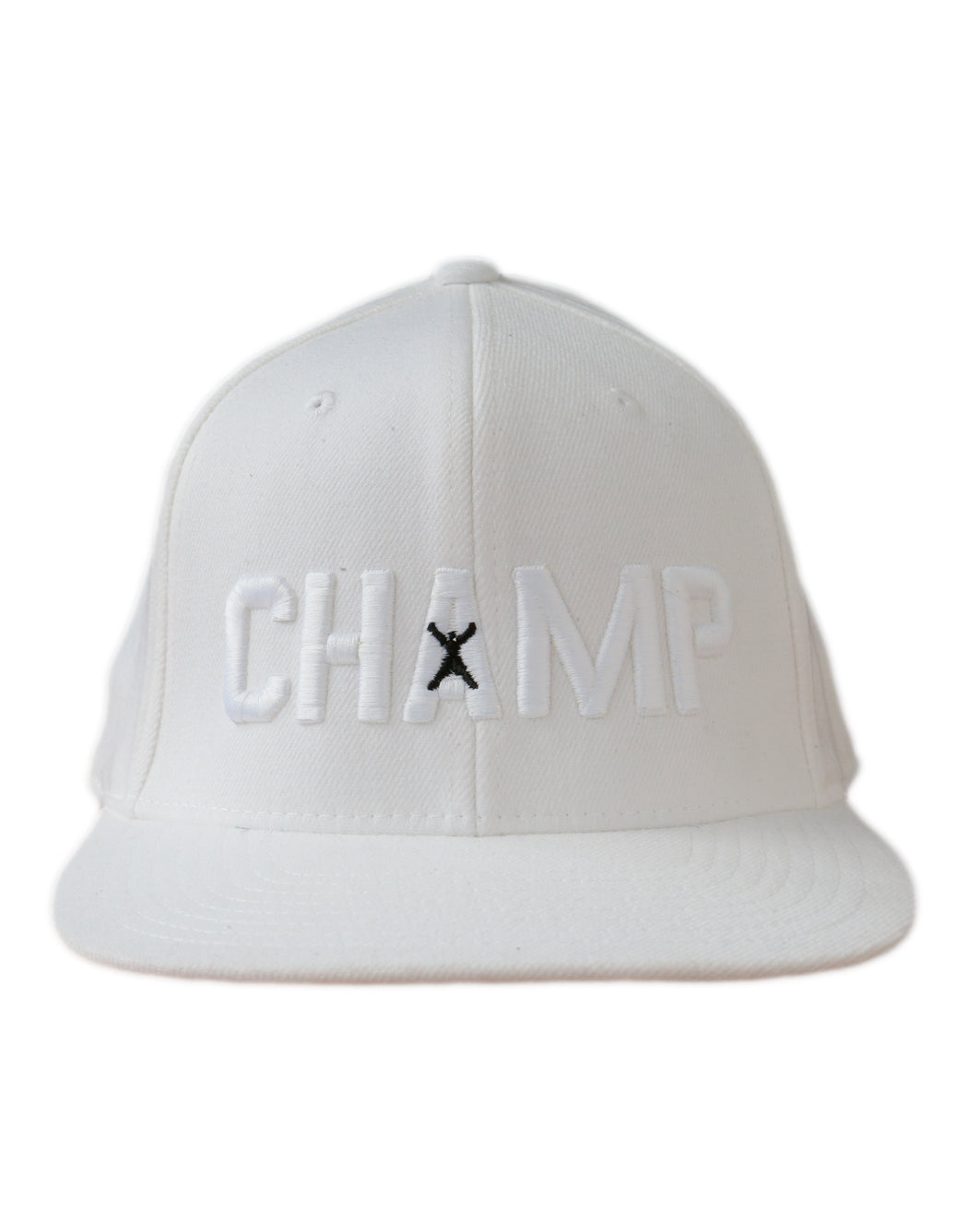 Boxer Men's Flexfit One Ten White Champ Baseball Cap