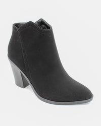 The Marfa Bootie - Black