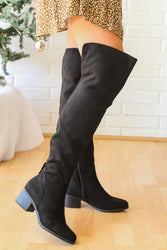 All or Nothing Over-the-Knee Boot