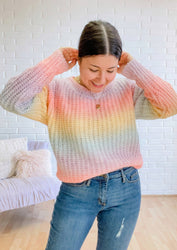 Sweet Sunday Ombre Sweater