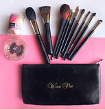 WISE SHE 14 Piece Makeup Tool/Brush Set Kit