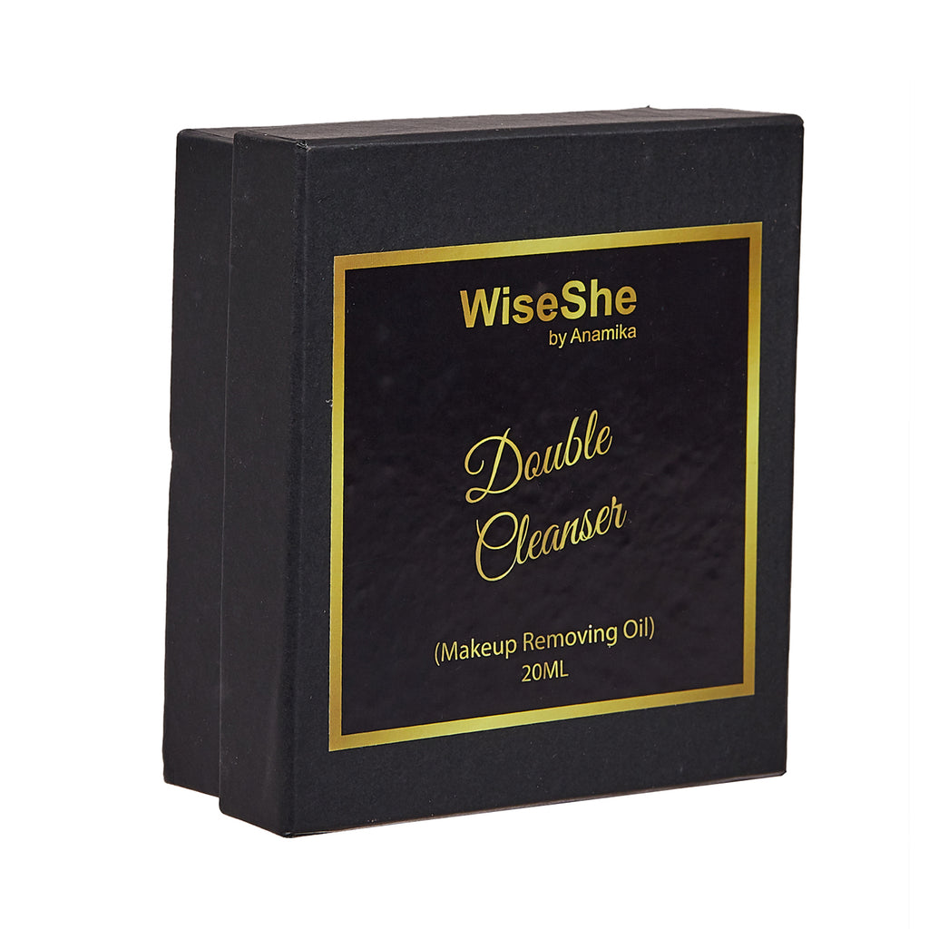 WISE Double Cleanser With Makeup Removing Towel