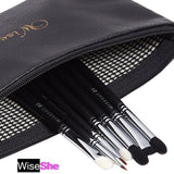 Wiseshe Premium Quality 7 Piece Essential Eye Make-up Brush Set