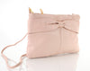 Pastel Pink BOW Clutch Purse