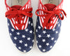 90s American Flag Stars & Stripes Sneakers 8
