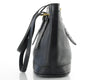 Vintage Dooney & Bourke Black Leather Tote