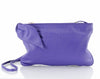 80s Purple Brio Bow Clutch