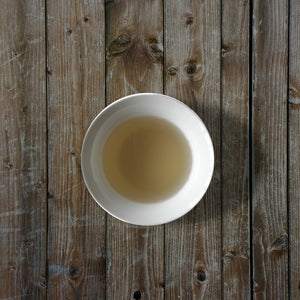 ginger infusion tea