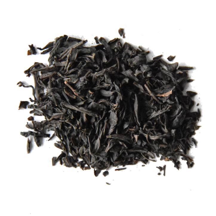black tea lapsang