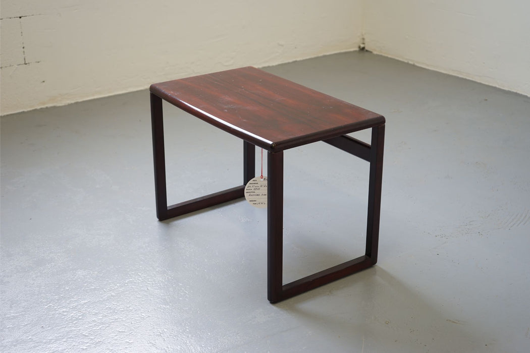 Rosewood Side Table - (D548)