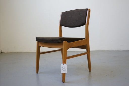 6 Scandinavian Dining Chairs Made With Oak For Orum - (314-093)