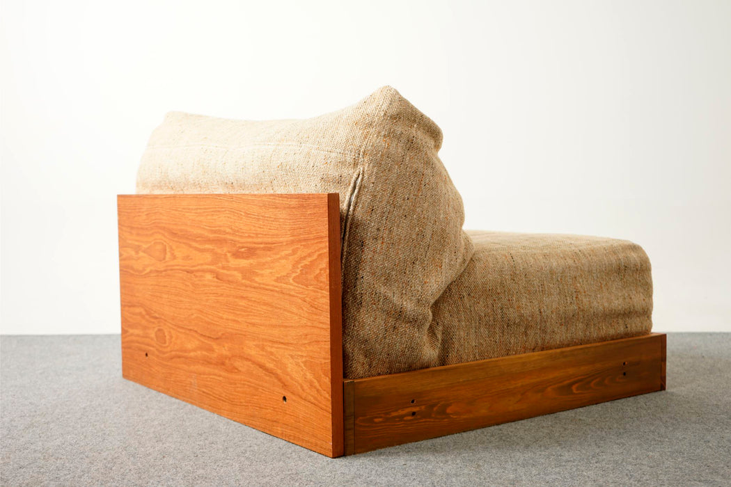 Teak Modular Sofa Sections By N. Eilerson *sections sold individually - (D694)