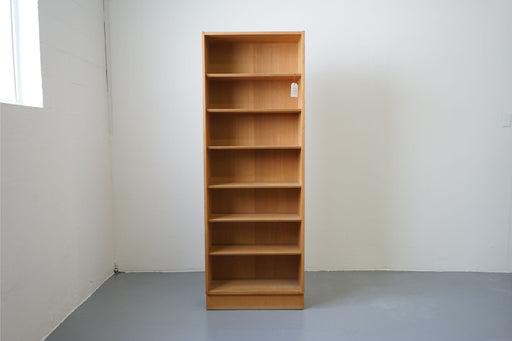 A Danish Bookcase Made With Oak For Hundevad - (312-042)