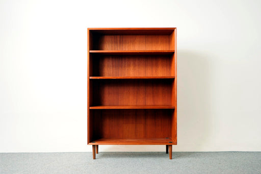 Danish Teak Bookcase For Lyby Mobelfabrik - (317-039)