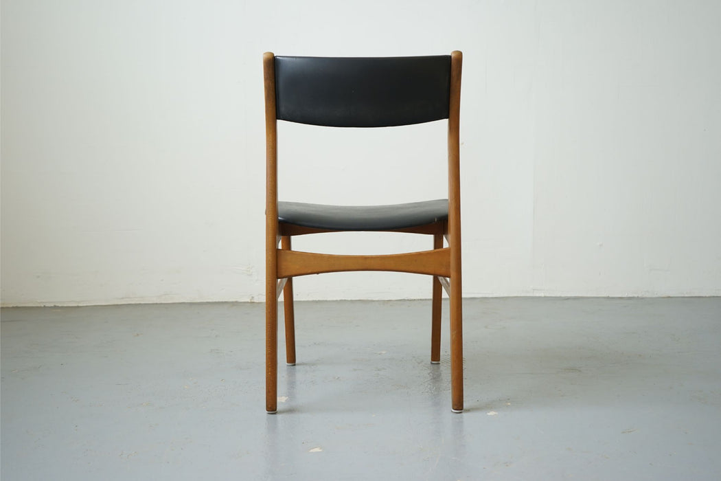 Danish Chair Made With Beech - (315-014.10)