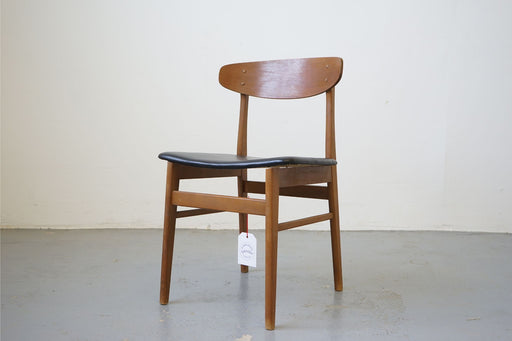 Danish Chair Made With Beech - (315-014.18)