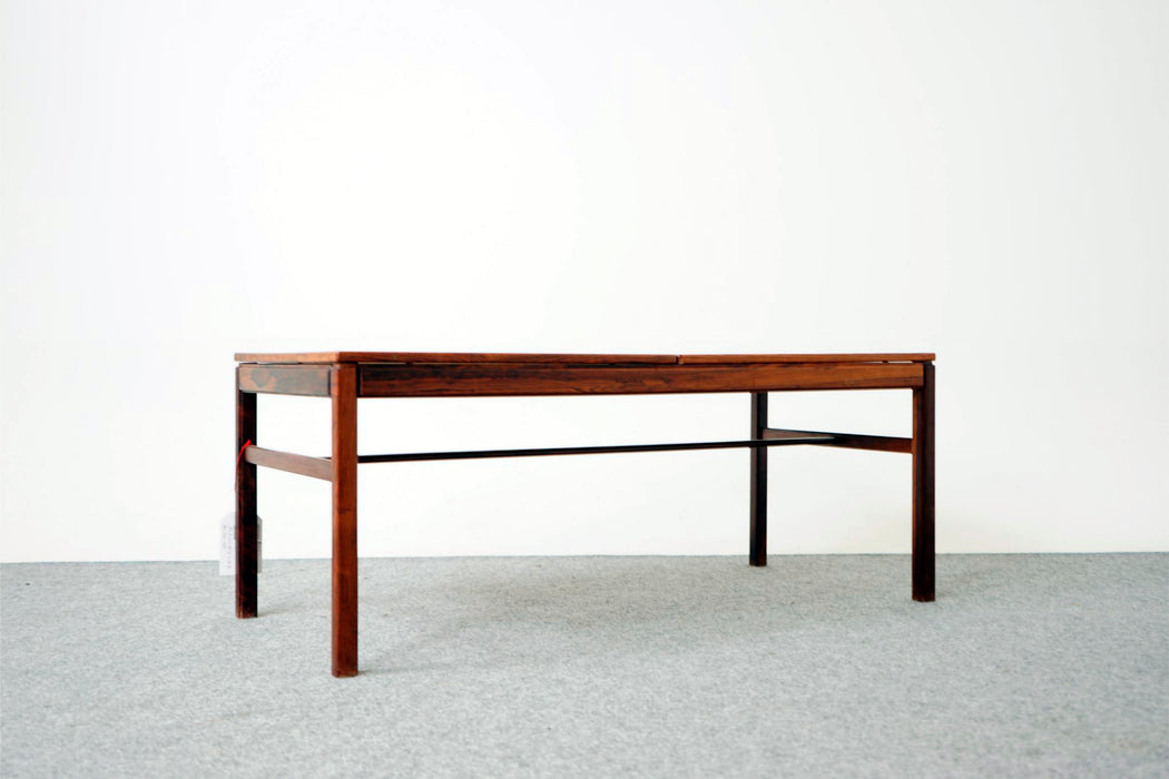 Danish Rosewood Coffee Table - (316-010)
