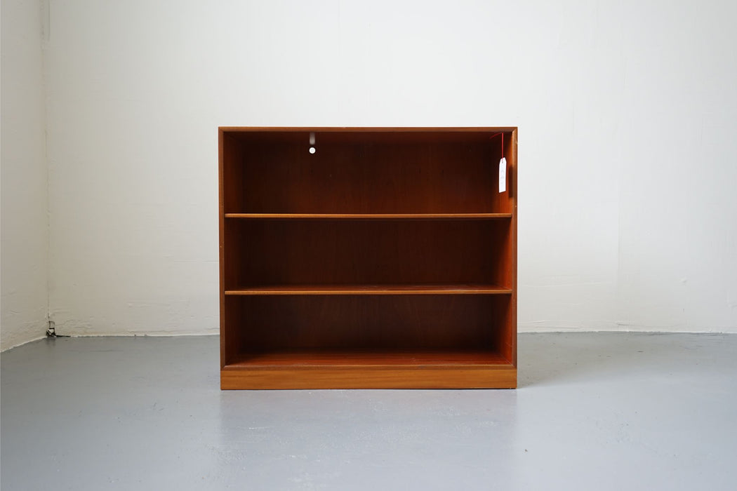 Danish Mid Century Bookcase Made With Mahogany - (312-244.3)