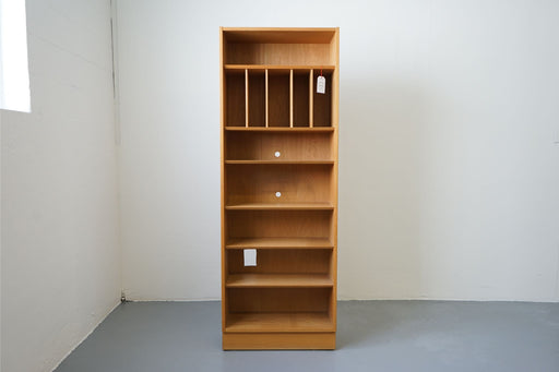 A Danish Mid Century Bookcase Made With Oak For Hundevad - (312-043)