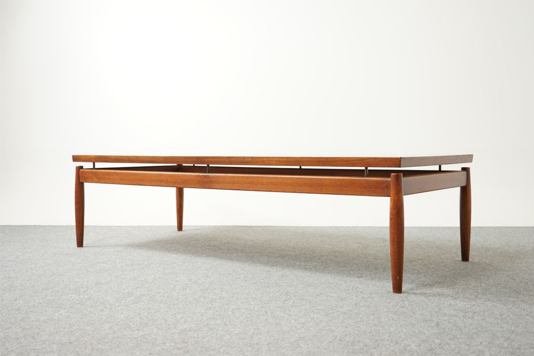 Teak Coffee Table By Grete Jalk For France & Son - (D646)