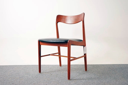 Danish Mid Century Teak Dining Chair - (D691.2)