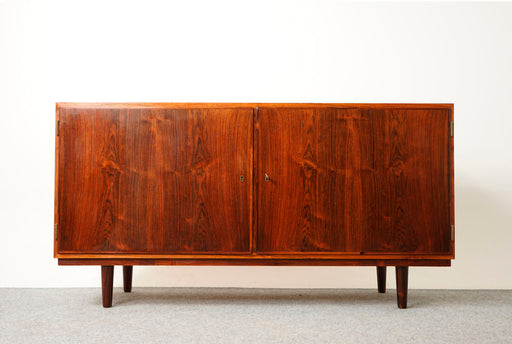 Danish Mid Century Rosewood Sideboard For Hundevad - (317-049)
