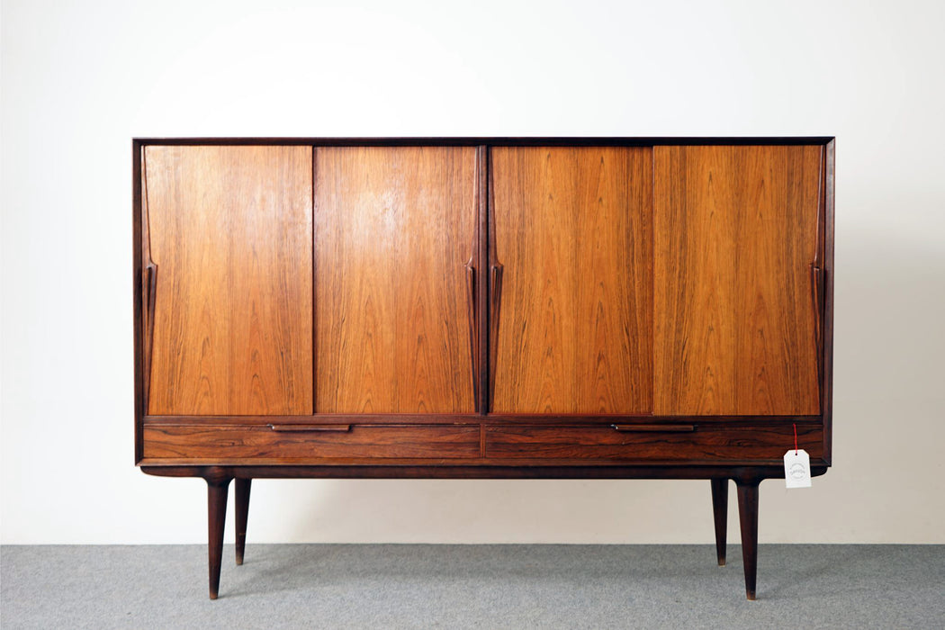 Model 13 Rosewood Sideboard By Omann Jun - (314-025)