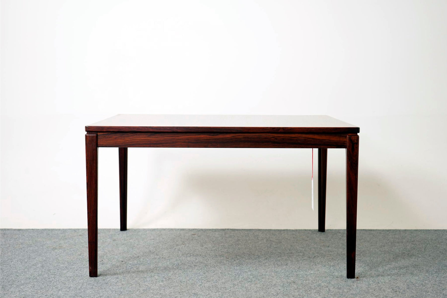 Danish Modern Rosewood Coffee Table - (316-013)