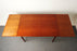 Danish Modern Teak Dining Table - (318-074)