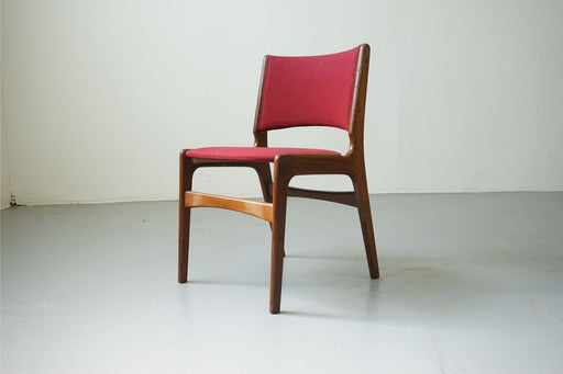 Danish Modern Model 89 Dining Chair Made With Teak By Erik Buch - (311-194)
