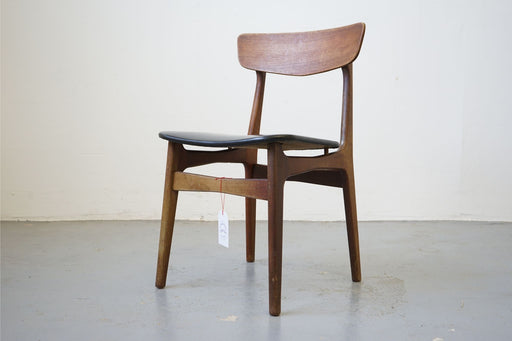 Mid Century Chair Made With Teak - (315-011.3)