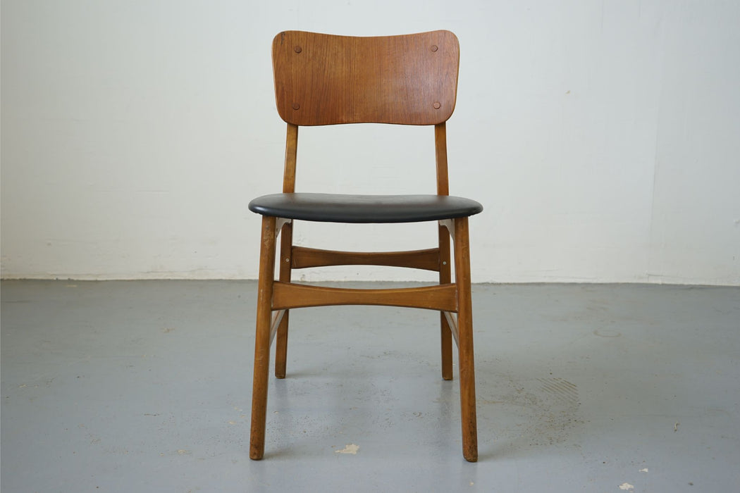 Mid Century Chair Made With Teak - (315-014.4)