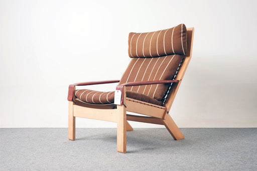 SALE - Reclining Lounge Chair, By Sigurd Ressell - (312-196.2)